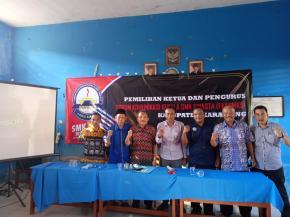 Dedi TerpIlih Pimpin Forum Kepala SMK Swasta Kabupaten Karawang
