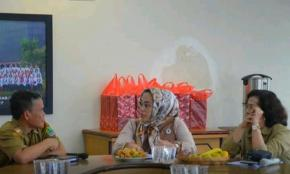 Bupati Karawang Menghadiri Rapat Evaluasi RSUD Karawang