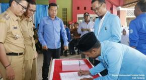 Pelantikan 25 Pengurus Daerah Himpaudi Masa Bhakti 2019-2023