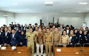 Wabup Subang Agus Masykur S.Si., MM Hadiri Acara Penutupan KKN Mahasiswa IPB